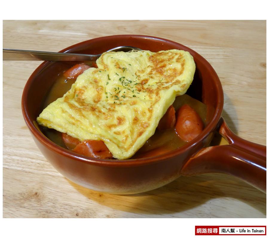 蒂兒咖啡館 DEAR+ cafe - 歐姆蛋德式香腸.jpg