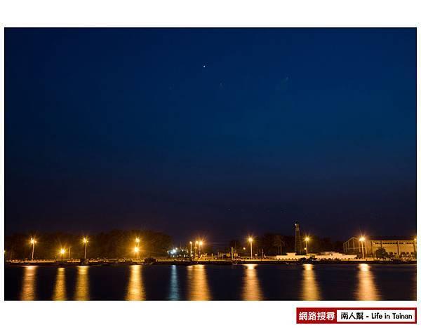 安平遊艇泊區碼頭