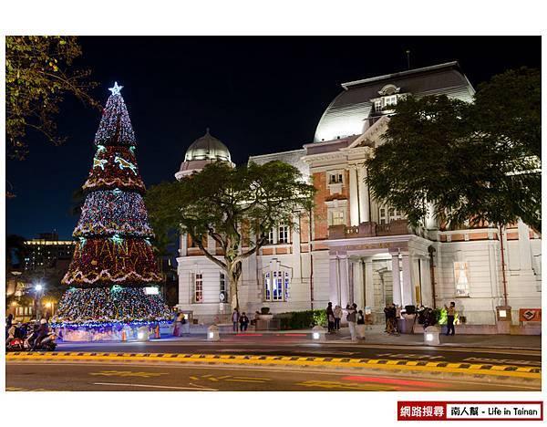 2013台南聖誕樹
