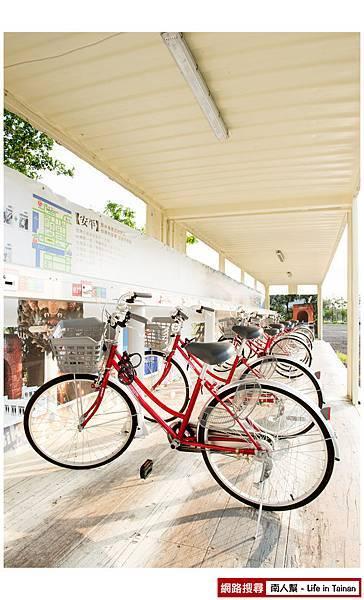 台南安平觀光自行車