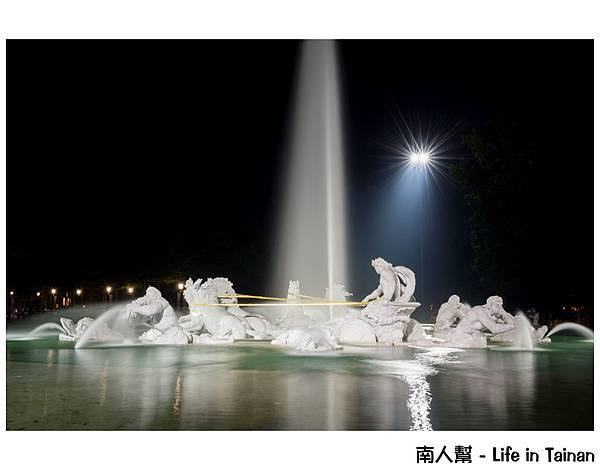 台南都會公園博物館(奇美博物館)
