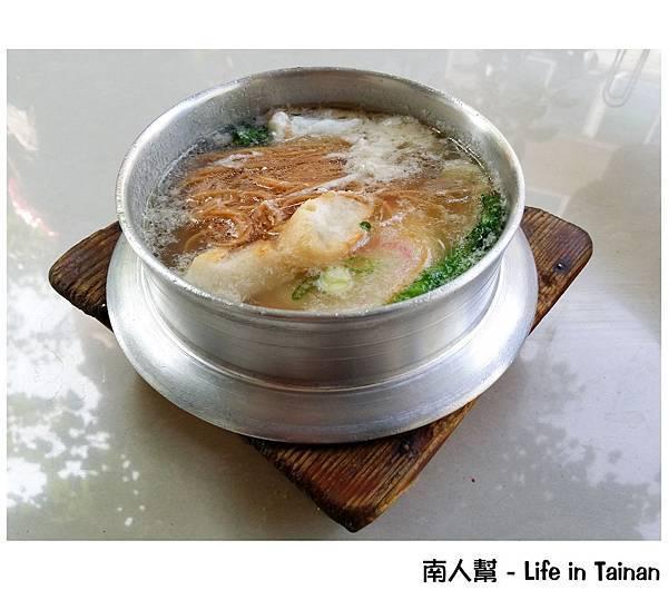 台南閒情鍋燒意麵