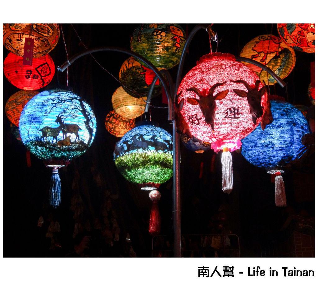在廟口點千盞燈2015