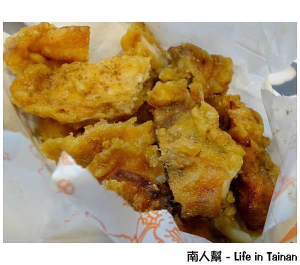 永康阿Q香雞排