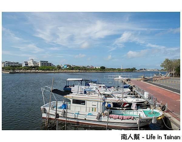 安平休憩碼頭(安平金城里活動中心)