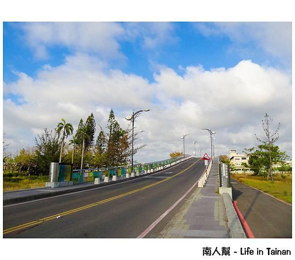 安平水景橋