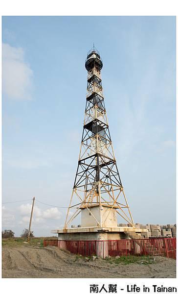 七股國聖港燈塔