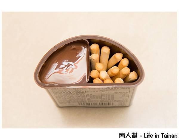 nutella巧克力棒