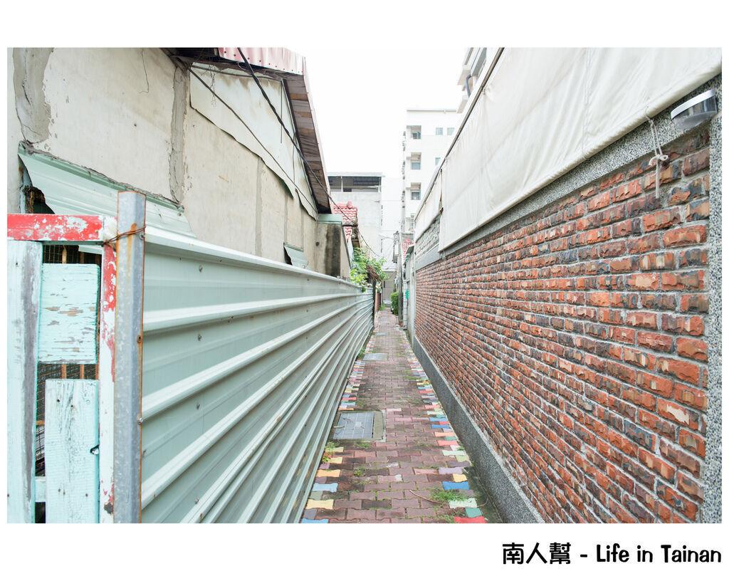 東豐路143巷(彩繪)