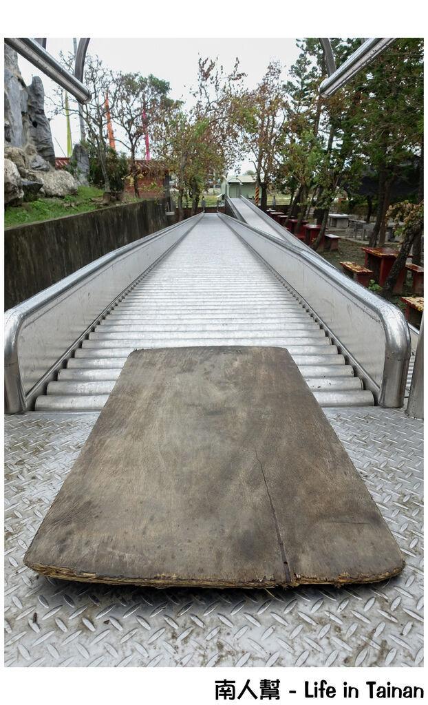 佳福寺滾輪滑檯