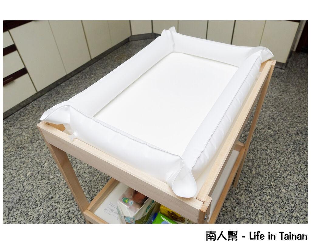 ikea嬰兒尿布床