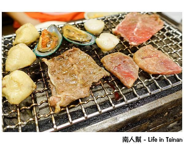 木匠炭火燒肉