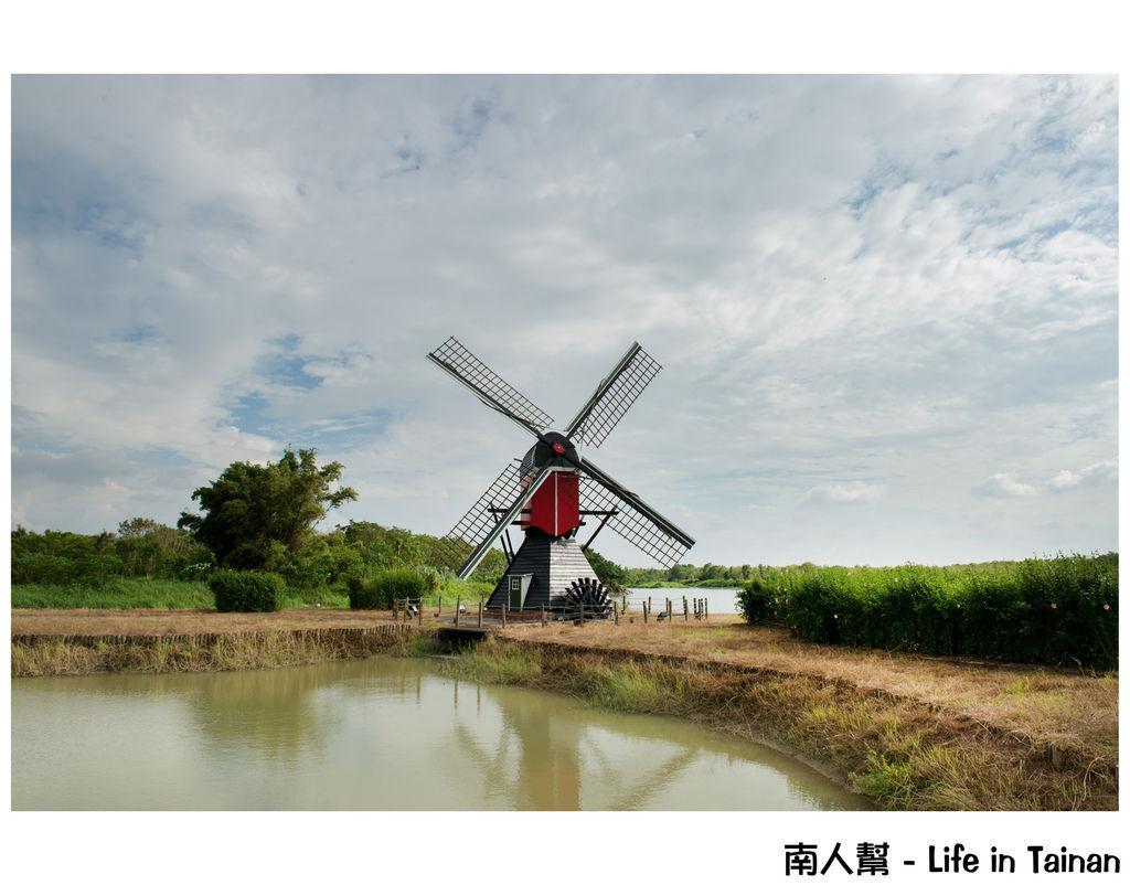 德元碑荷蘭村&2015風車節