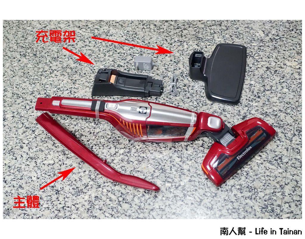 【伊萊克斯 Electrolux】新一代完美管家(魅力紅ZB3012)