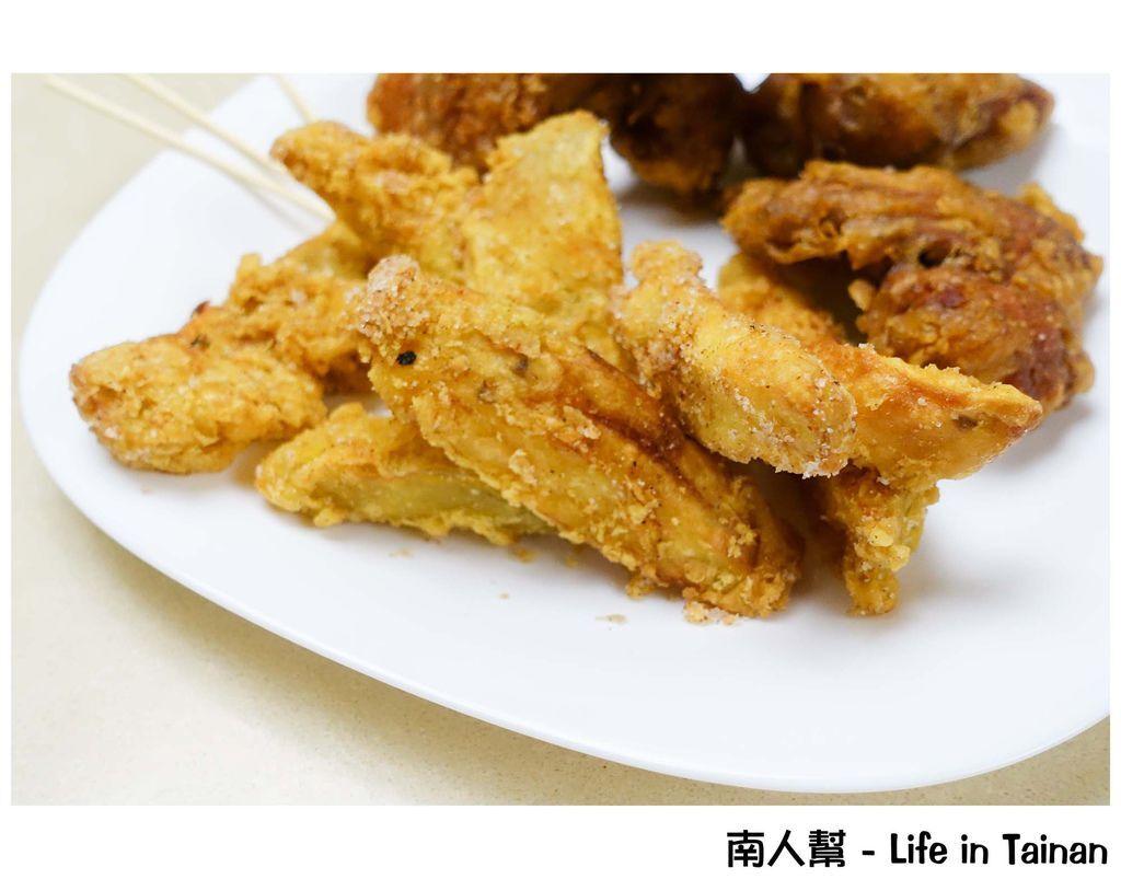 太子宮藥膳鹽酥雞