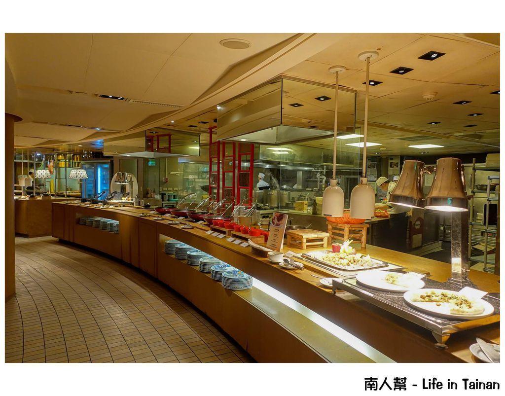 香格里拉遠東咖啡buffet吃到飽