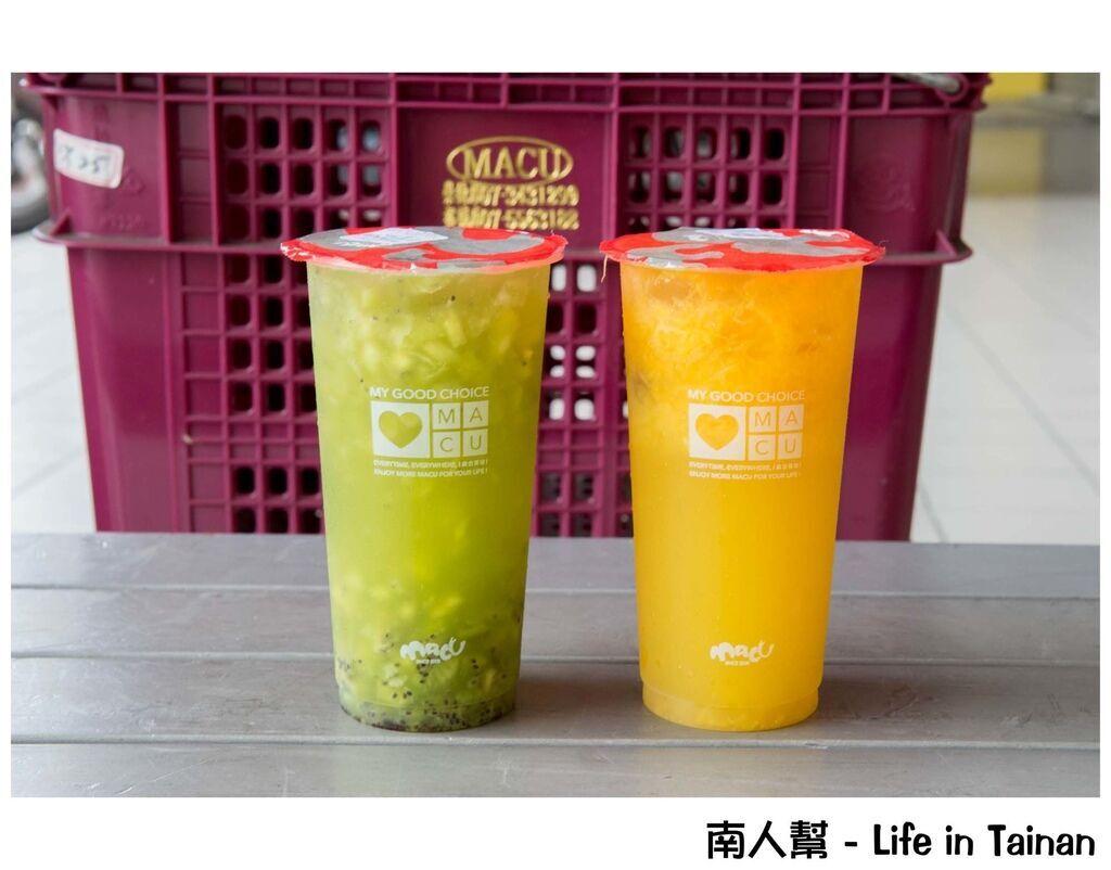 麻古茶坊台南民族店