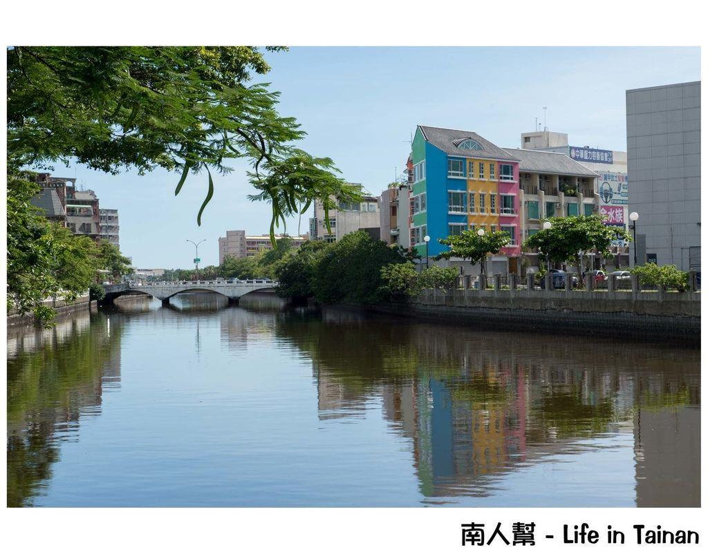 台南住宿-彩色河畔