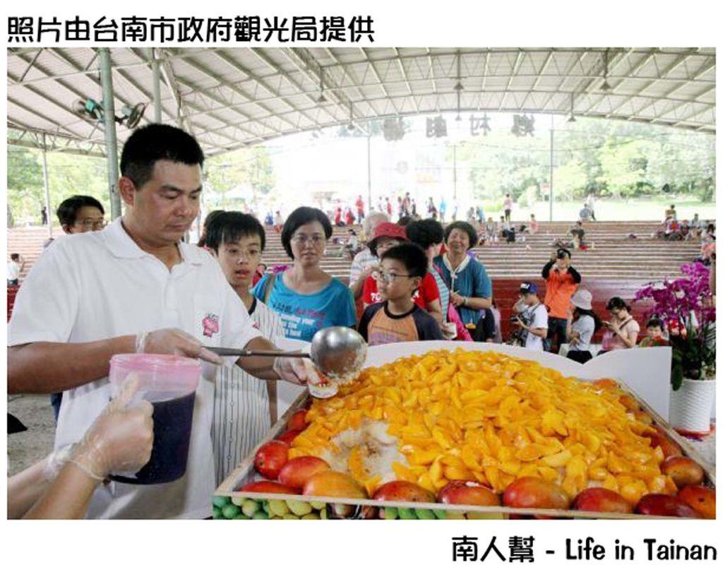 觀旅局推薦遊台南消暑全攻略,夏天就要醬玩!