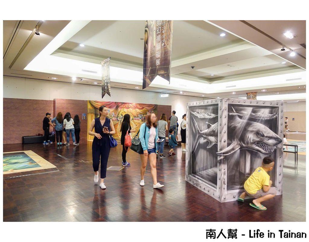 圖龍3D幻視藝術展