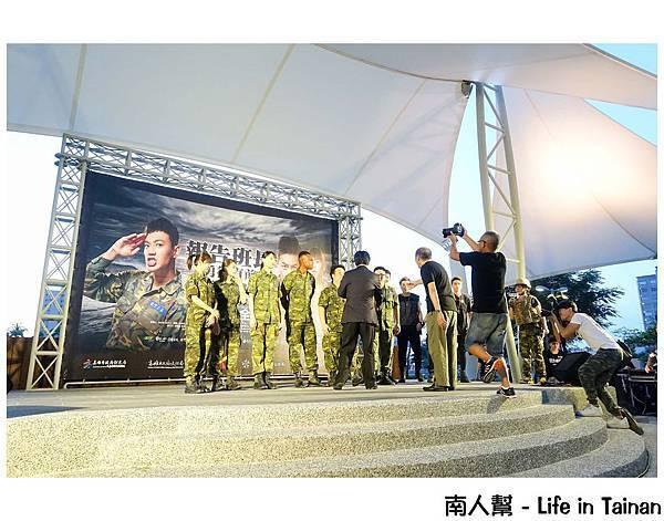 報告班長7台南首映會