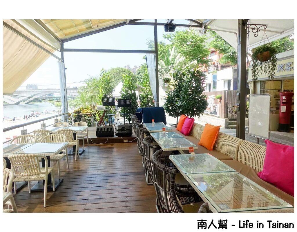 碧潭 X Water Frant 水灣BALI景觀餐廳