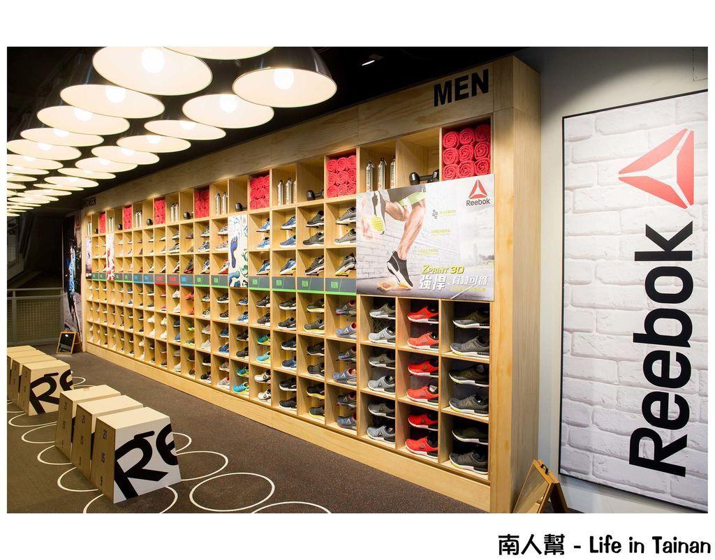 雷根體育運動用品-Reebok專賣店