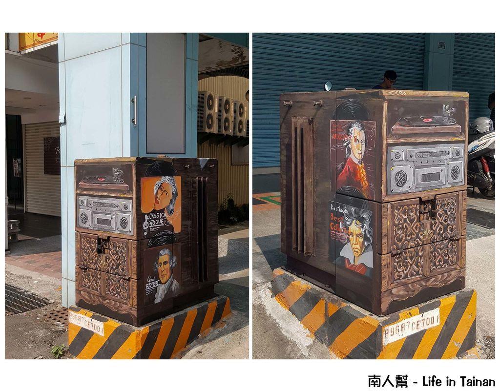 台南特別變電箱