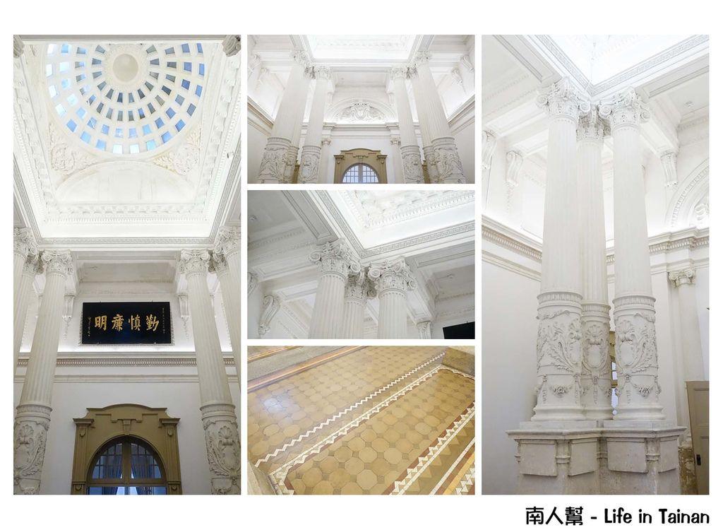 舊台南地方法院開放參觀