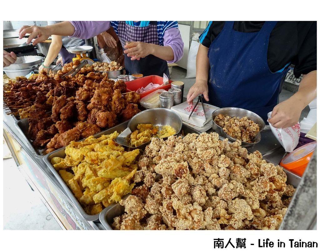 葉麥克炸雞(太子廟藥膳鹹酥雞)