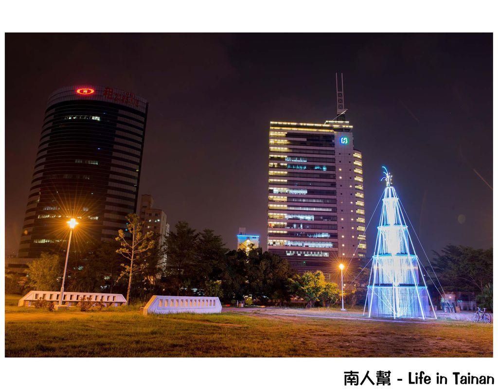 2016台南聖誕樹
