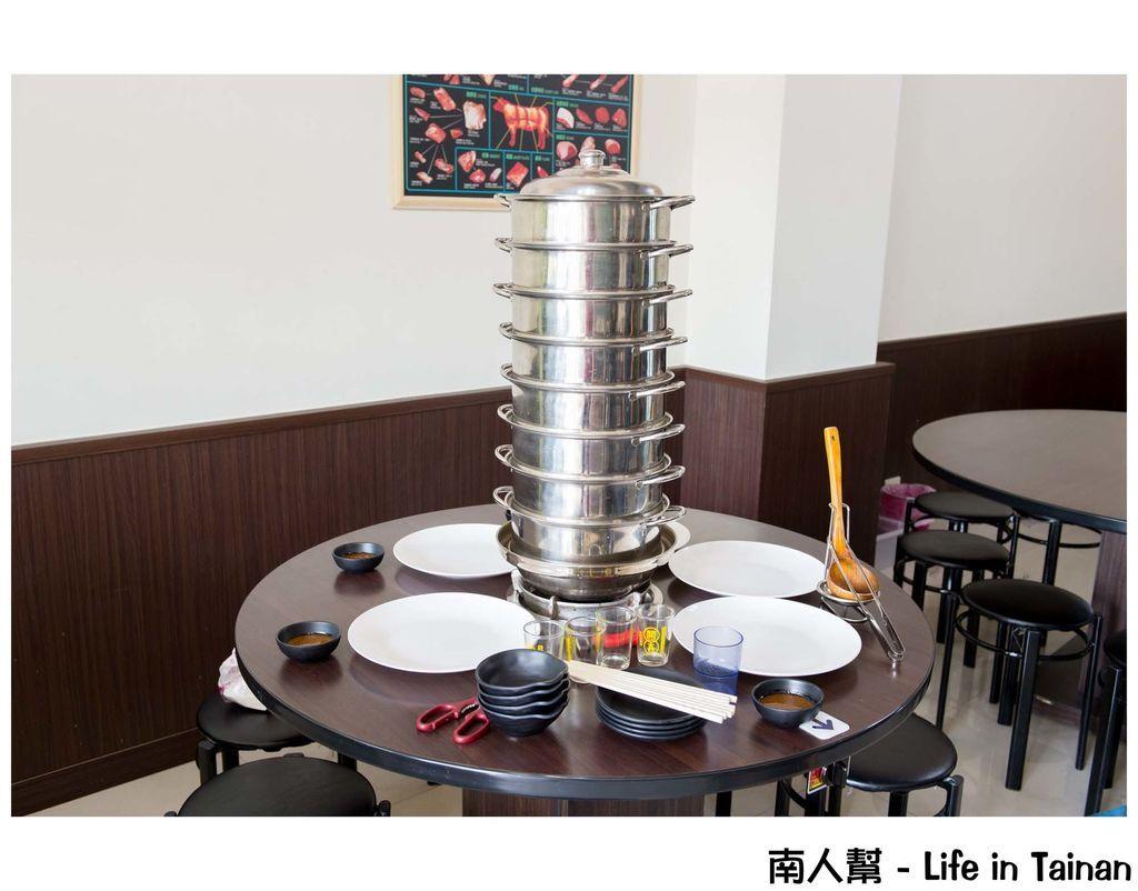 海島火鍋店—海鮮爐、沙茶爐、海鮮塔