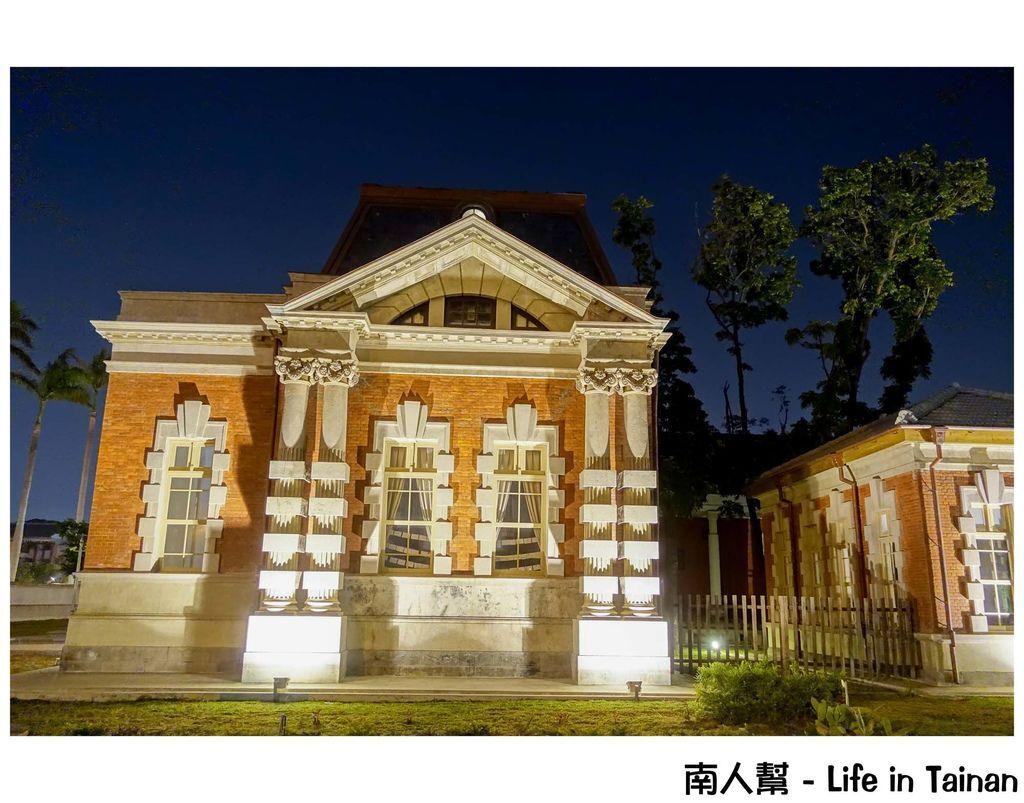 舊台南地方法院