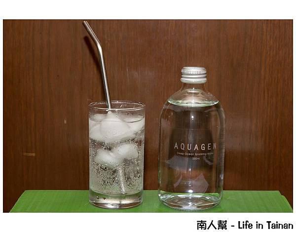 AQUAGEN京都宇治玉露深海氣泡水&海洋深層氣泡水