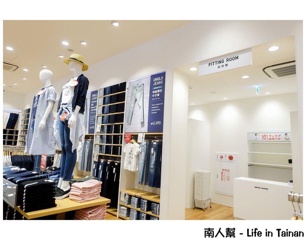 UNIQLO台南永大路店