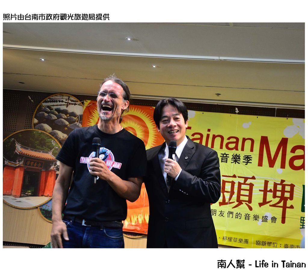 台南在地音樂盛會「五月音樂季X虎頭埤草地野餐會」5/6熱力開唱!