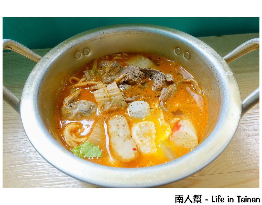 木卡鍋燒意麵/專賣
