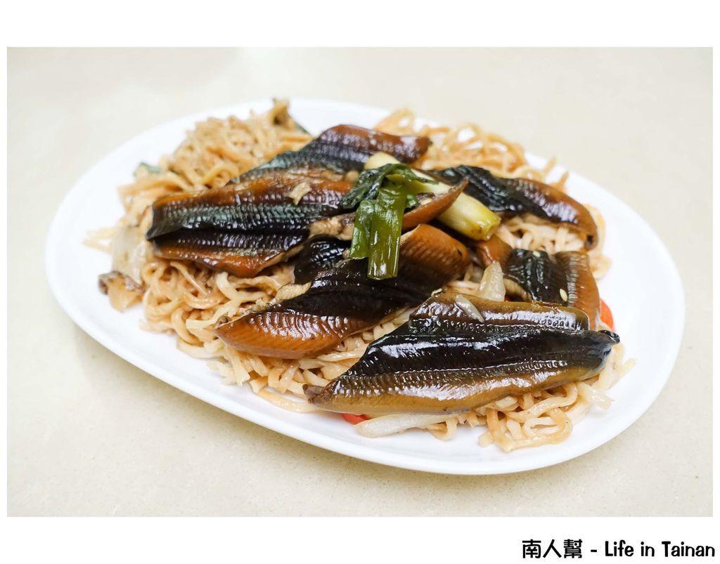 老牌鱔魚意麵