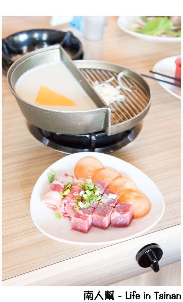 ㄔ鍋了 石頭鍋。涮涮鍋