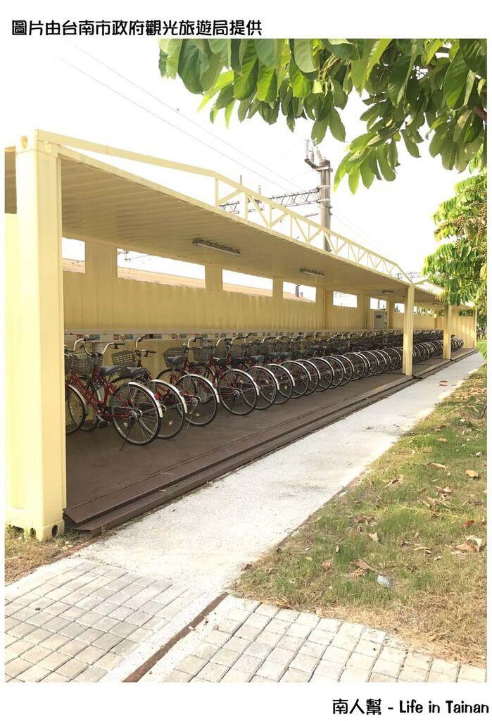 新營站觀光T-Bike正式營運