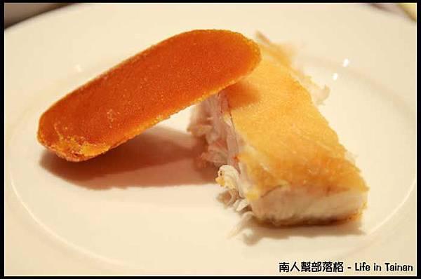 總理大餐廳01-煎土魠魚、烏魚子.jpg