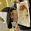 #  上海的阿杨生煎包,超好吃的。