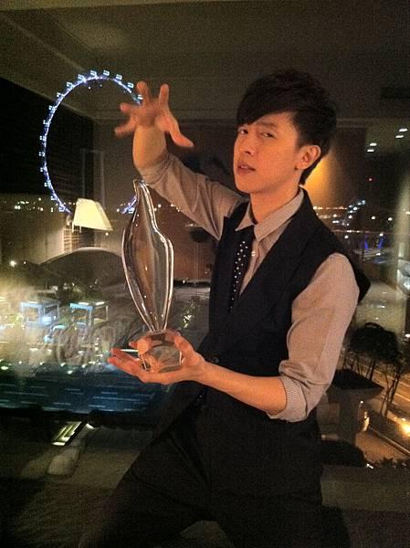 新加坡金曲奬