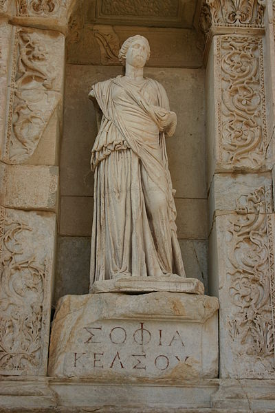 400px-14_25_Sophia_(Wisdom)_in_the_Celsus_Library_in_Ephesus