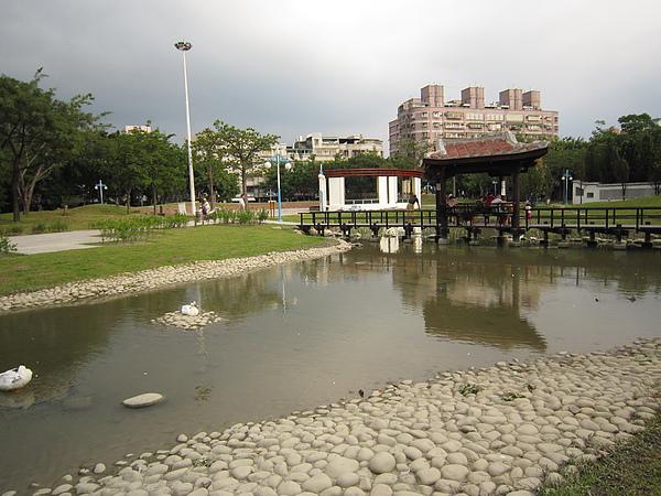 地點:板橋溪北公園