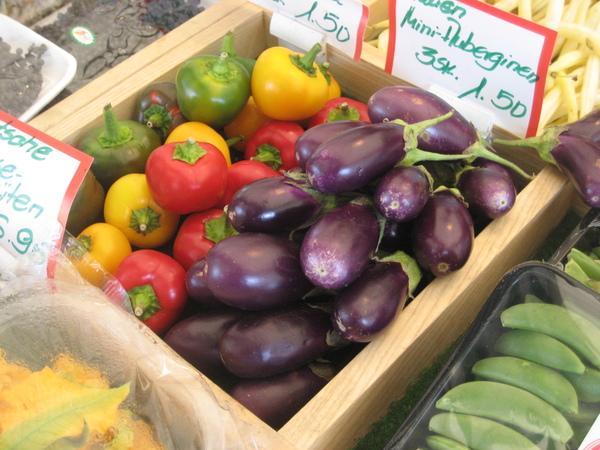 嬌豔欲滴的蔬菜 2