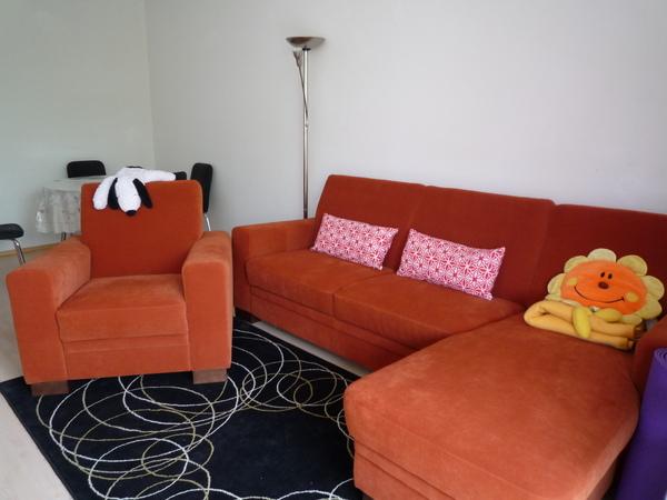心愛的沙發