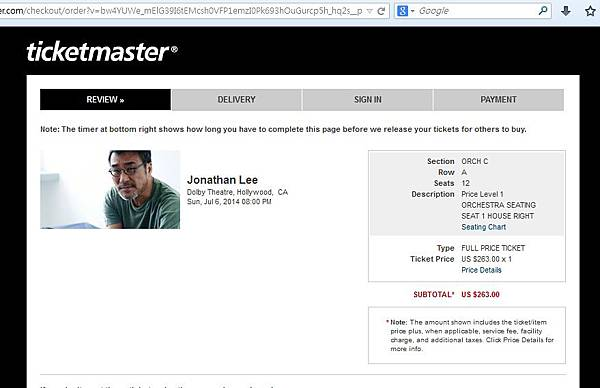 07-06  Jonathan Lee CA 1