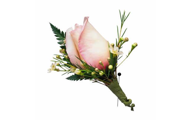 2012-玫瑰胸花