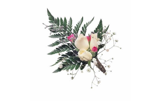 2012-玫瑰胸花2